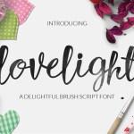 Luxurious Brush Script Font Bundle