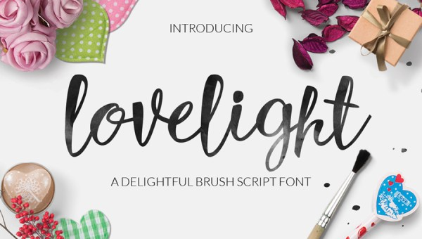 Luxurious Brush Script Font Bundle