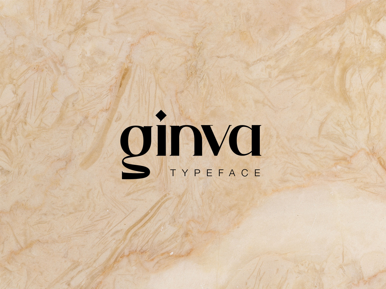Ginva-Font