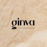 Ginva Free Serif Font