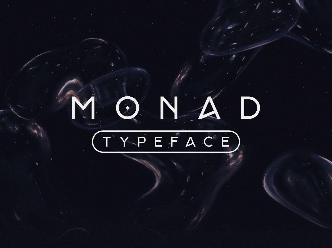 Monad-Font