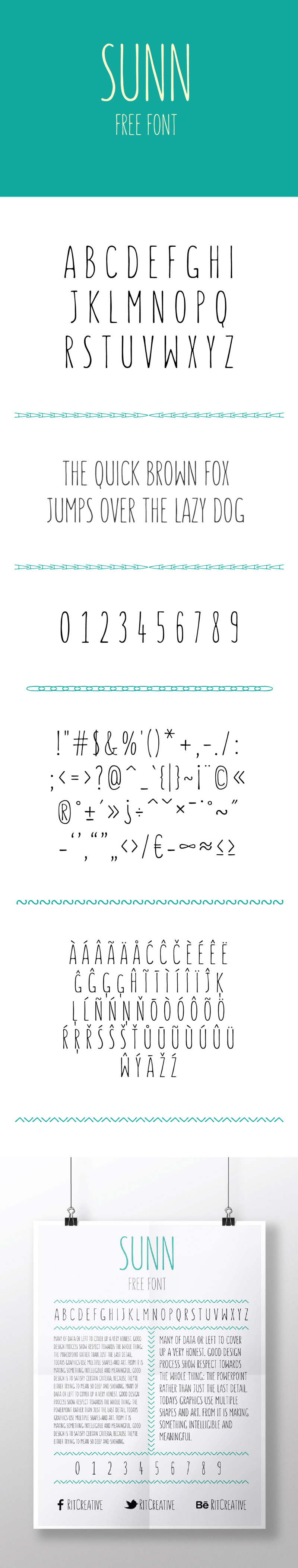 SUNN Free Font - WILDTYPE