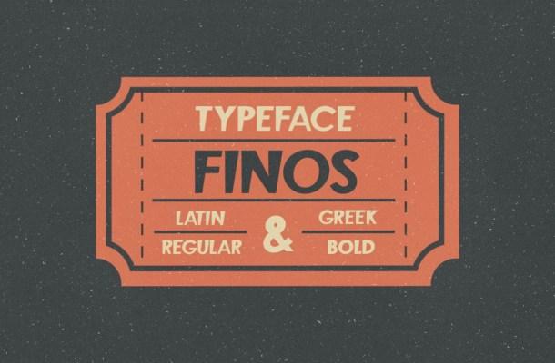 Finos Free Comic Font