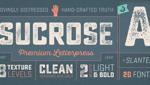 Sucrose Free Font