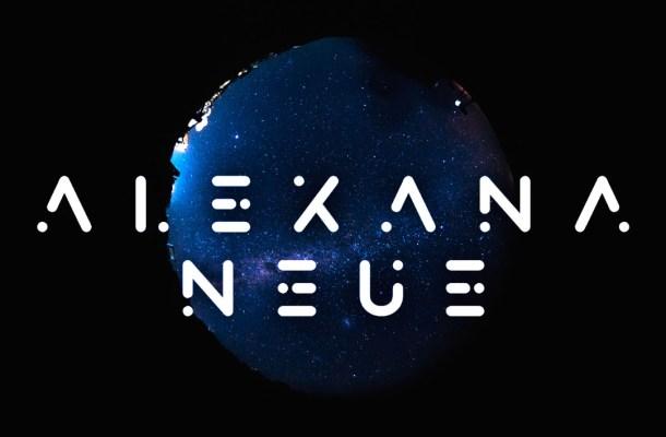 Alexana Neue Free Font