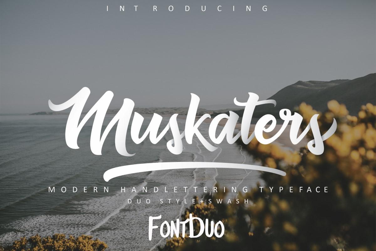 Muskaters (Custom)
