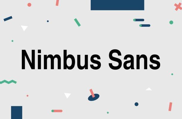 Nimbus Sans L Free Font