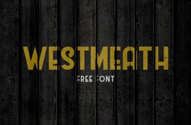 Westmeath Free Font