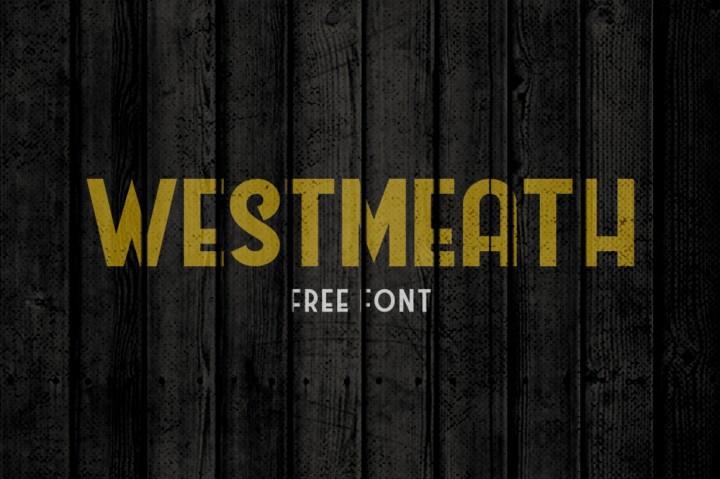 Westmeath Font