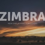 Zimbra Free Display Font