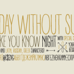 A Day Without Sun Free Font