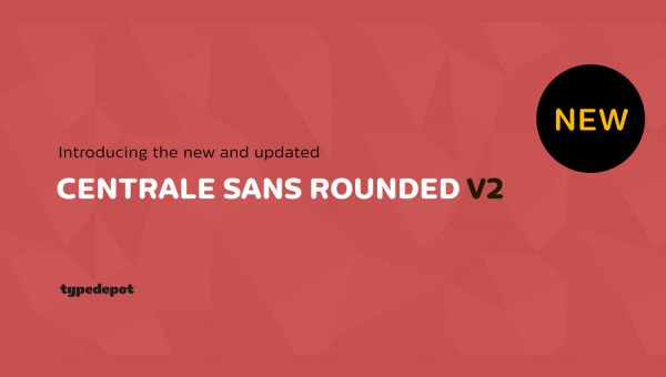 Centrale Sans Rounded Free Font