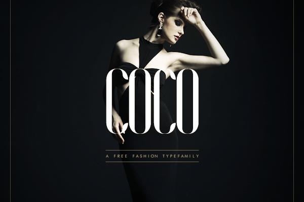 Coco – Free Fashion Font Family