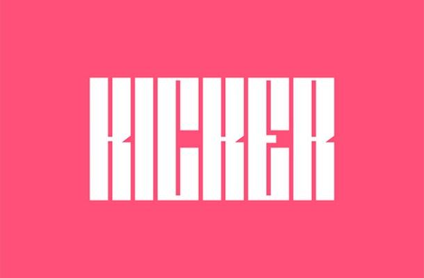 Kicker Free Ultra Condensed Font