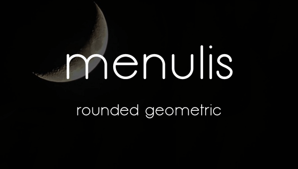 Menulis Free Font