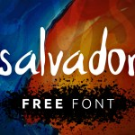 Salvador Free Handwriting Font