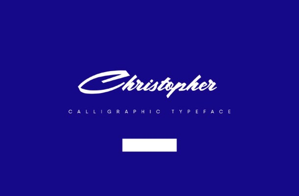 Christopher Font Free