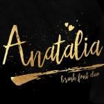 Anatalia Brush Font