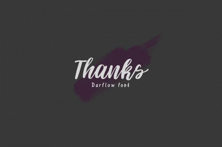 darflow-handwritten-font-4