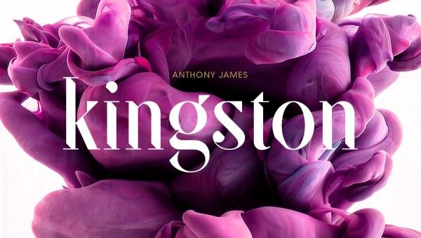 SF Kingston Serif Didone Font