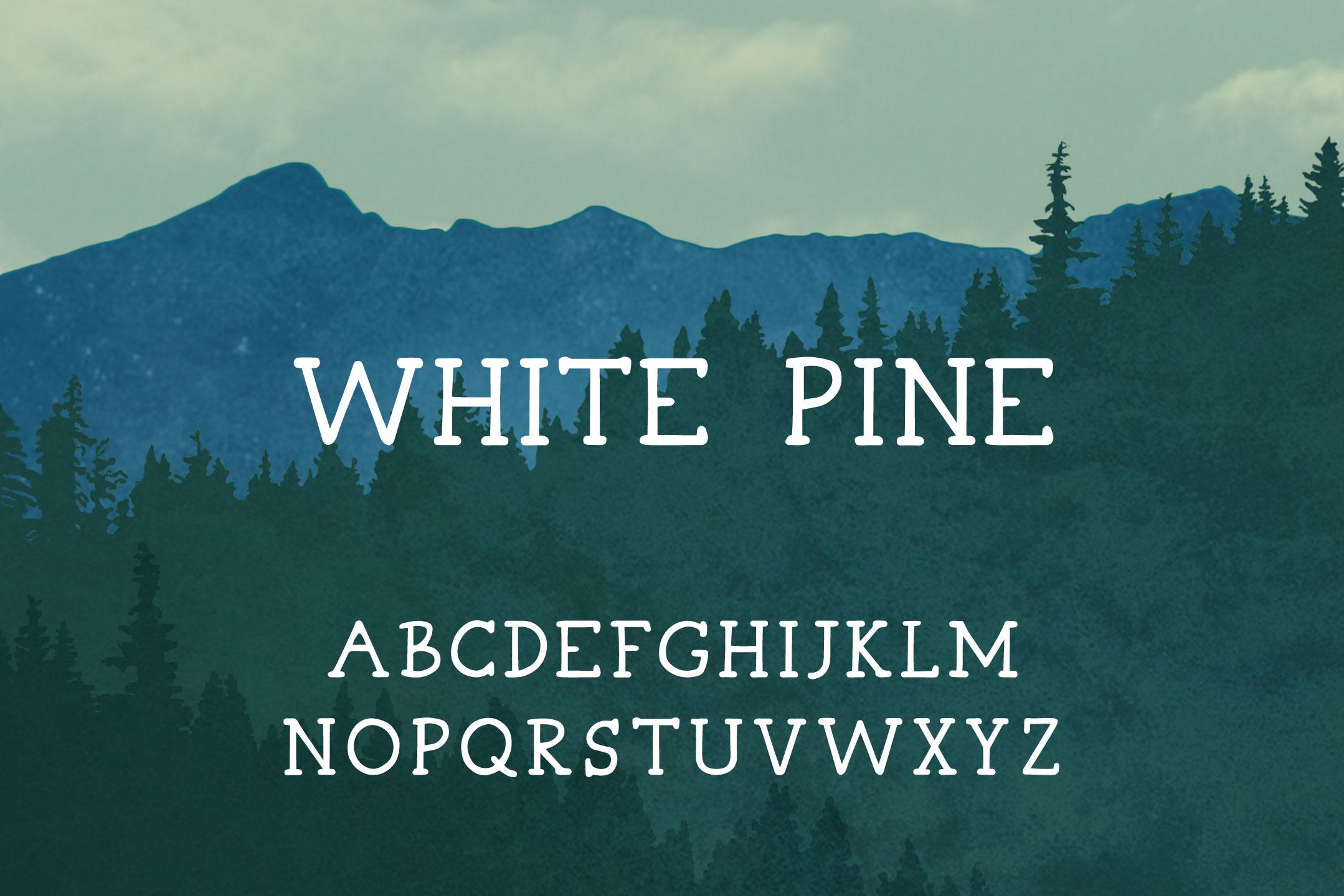 whitepine
