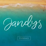 Jandys Script Free Font