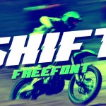 Shift Display Typeface