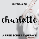 Charlotte Script Free Font