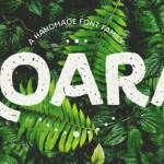 Koara Font Famil Free Font