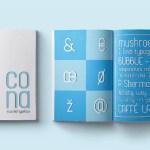 Cona Display Typeface