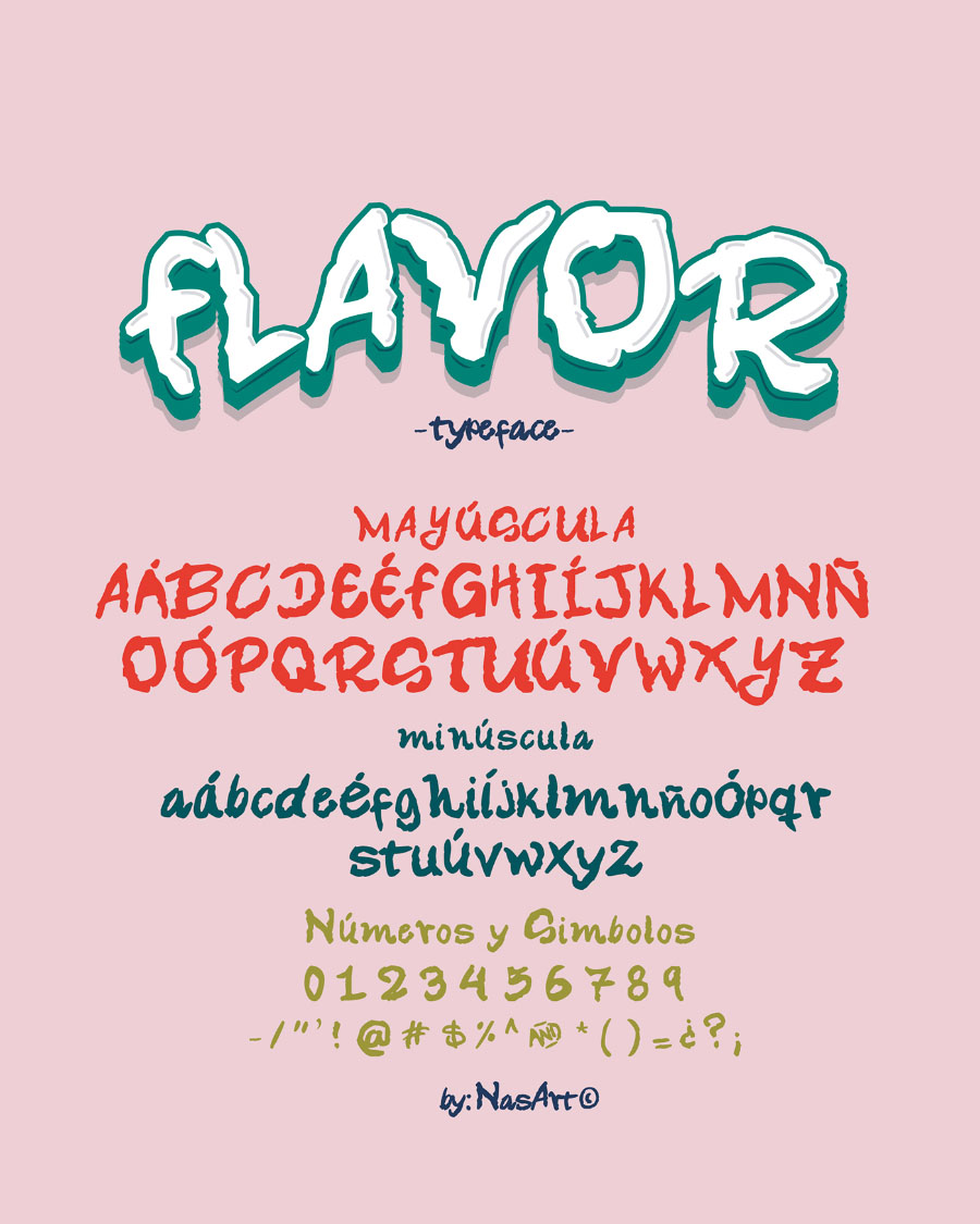 Nasser-Araujo_Flavor-handmade-type_260617_prev01
