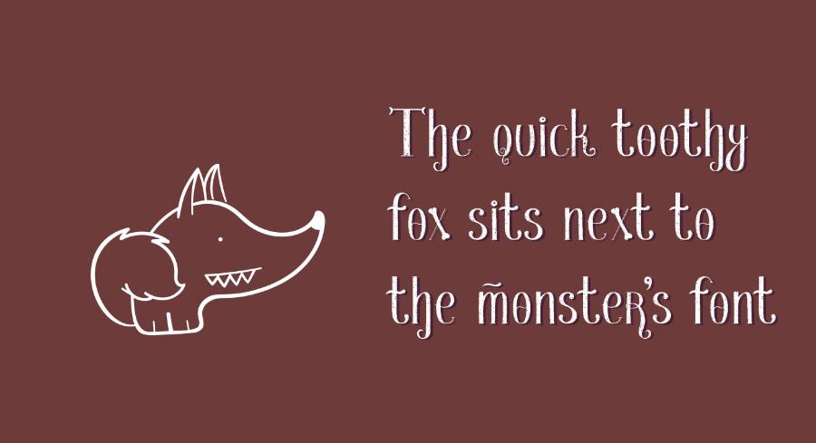 Nikita-Kita_Monster-regular-free-font_040117_prev05