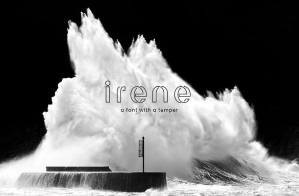 Irene Typeface