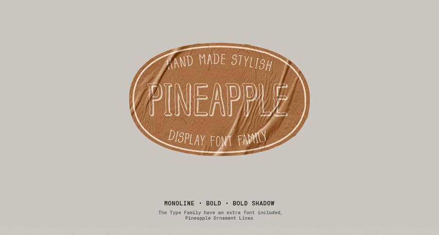 Pineapple-font-family-demo_Jonatan-Xavier_prev01