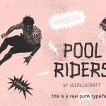 Pool Ride Font