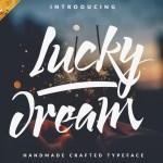 Lucky Dream Script Free Font