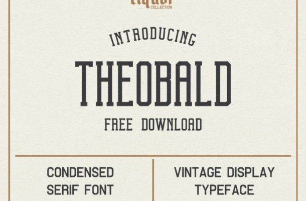 Theobald Clean Font