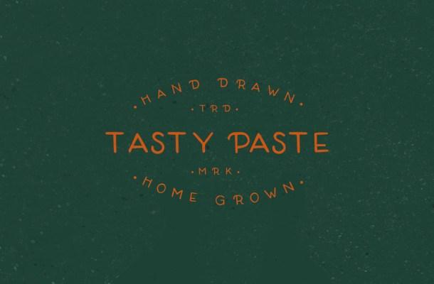 Tasty Paste Regular Free Font