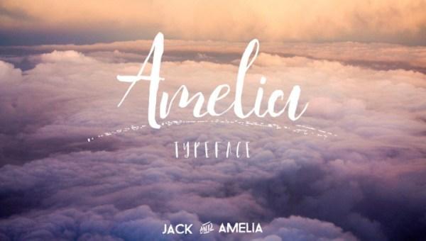 Amelia Script Free Font
