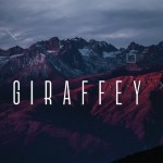 Giraffey Display Font
