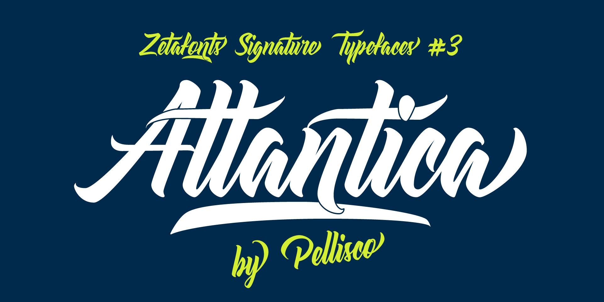 Atlantica-Font