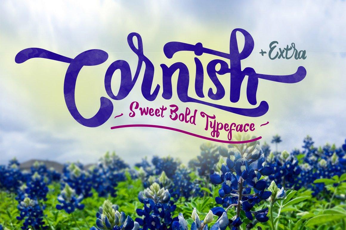 Cornish-Font
