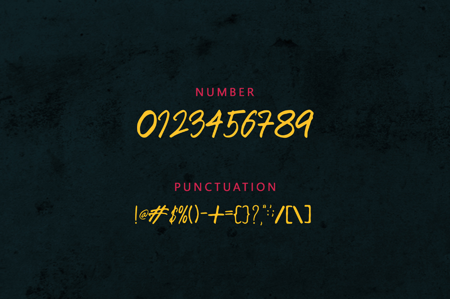camellion-brush-font-2