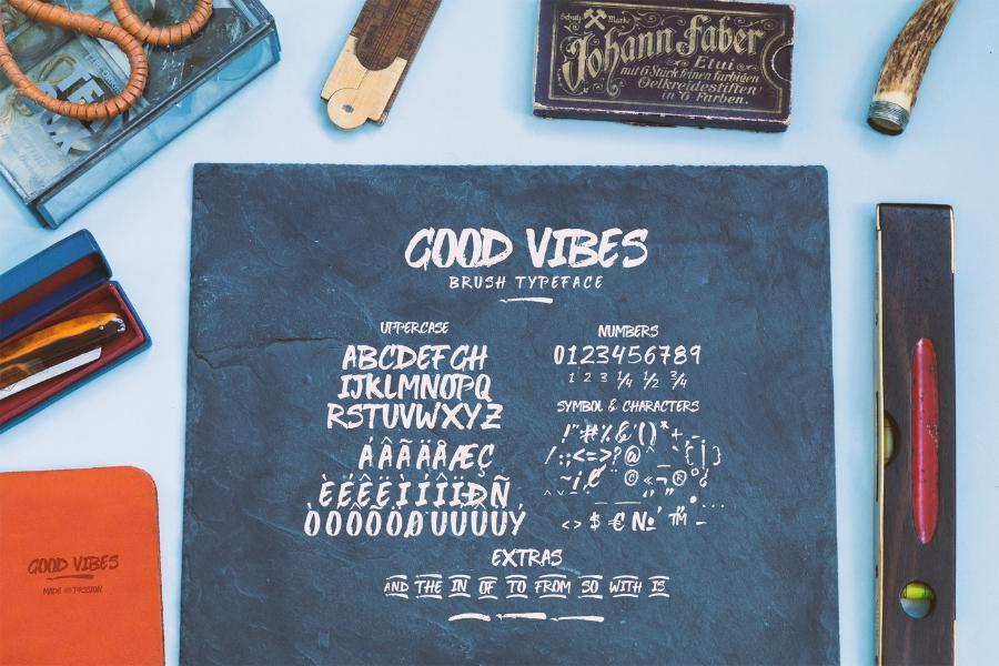 good-vibes-brush-font-4