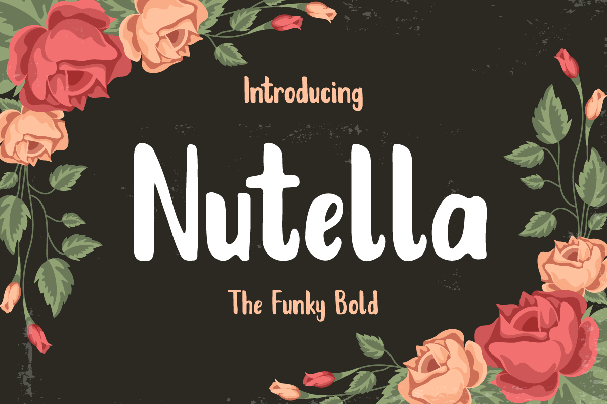 nutella-font