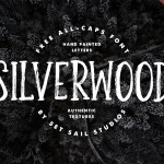Silverwood Typeface