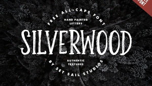 Silverwood Typeface