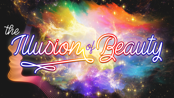 The Illusion of Beauty Font