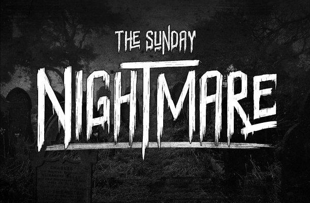 Sunday Nightmare Typeface Free