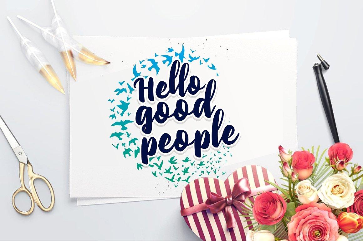 priscillia-script-font